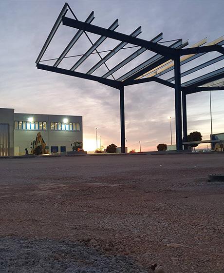 centro industrial ciempozuelos exterior